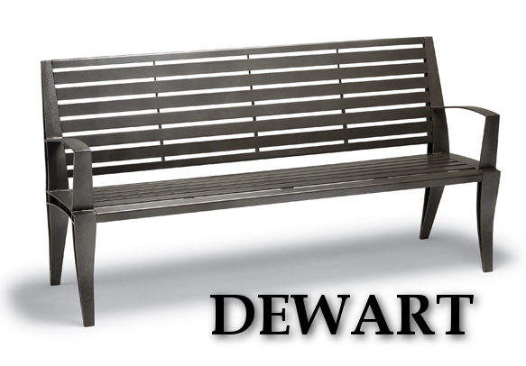 Dewart Collection Park Benches