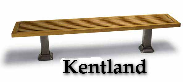 Kentland Collectio Park Benches