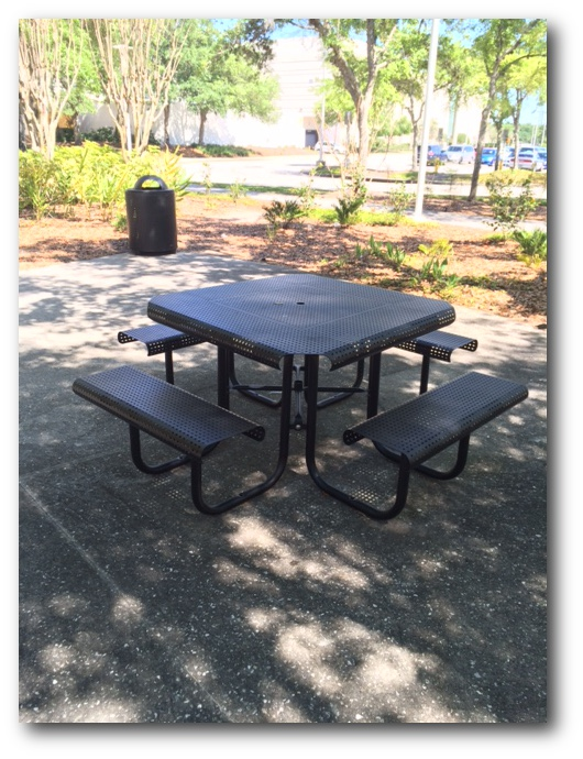 Portage Collection Indoff Commercial Site Furnishings