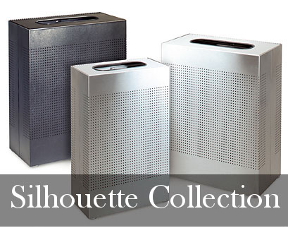 Archive » Silhouettes Collection Contemporary Indoor Trash ...