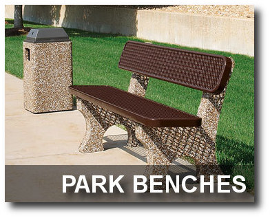 Structure Park Benches