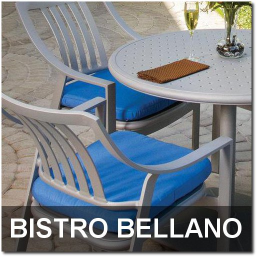Bistro Bellano Collection Upscale Dining Sets