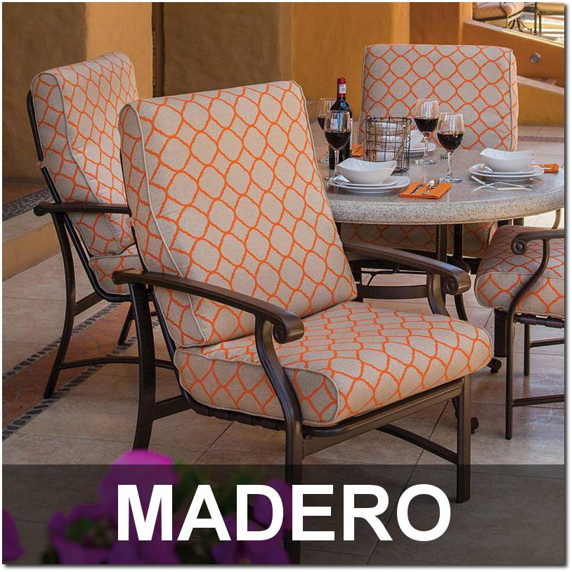 Madero Collection Upscale Dining Set