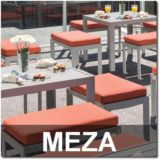 Meza Collection Outdoor Dining Sets