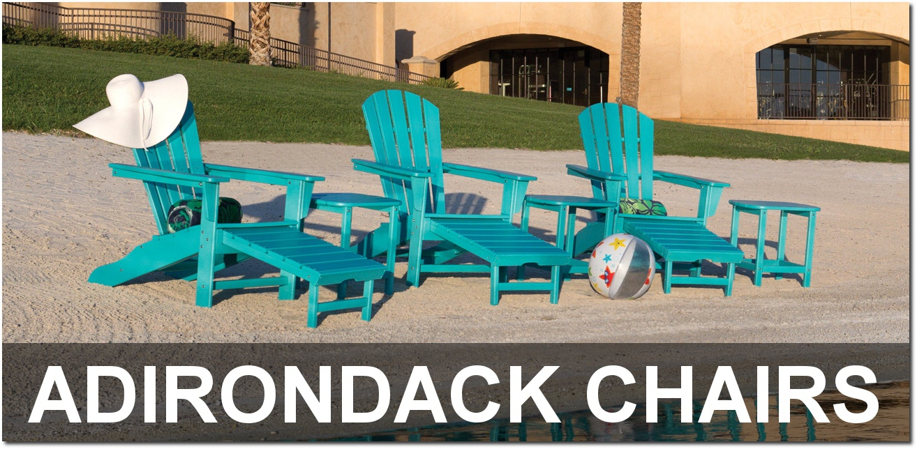 Texawood Adirondack Chairs