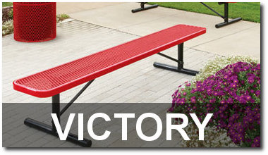 Victory Collection Athletic School Benches