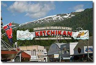The City of Ketchikan, Alaska
