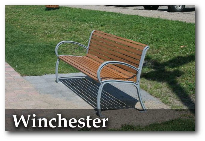 Winchester collection indoff commercial site furnishings for Affordable furniture va winchester va