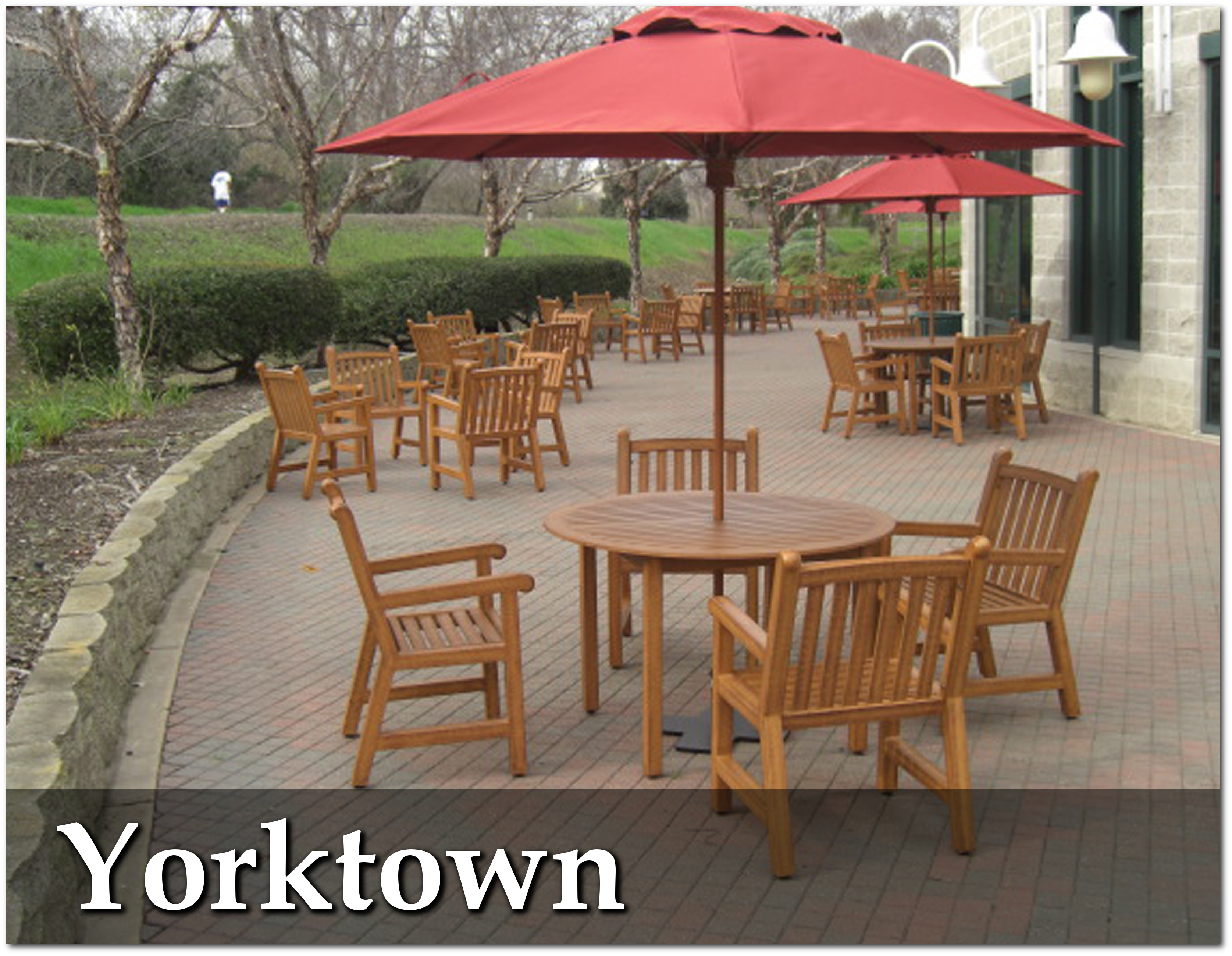Yorktown Collection Dining Set